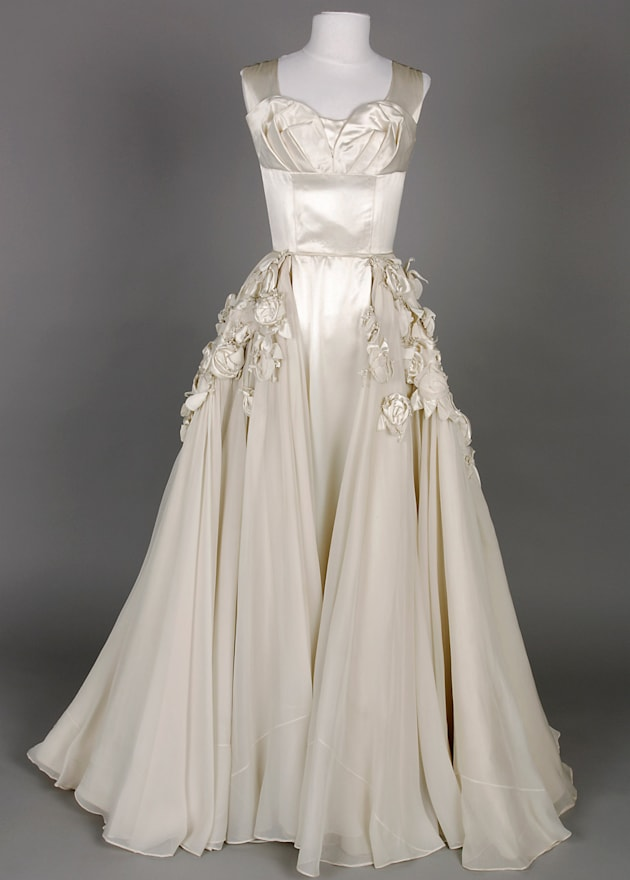 The Dress Is Designed By Beril Jents Famous From Bondi Who Was Australia S Leading Special Occasion Dressmaker