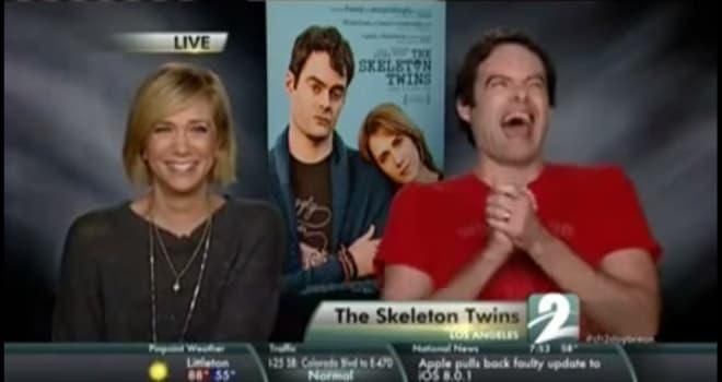 Kristen Wiig, Bill Hader, The Skeleton Twins