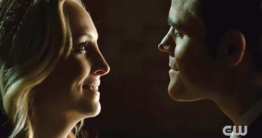 'The Vampire Diaries': This Deleted Steroline Scene Has Fans Crying Again