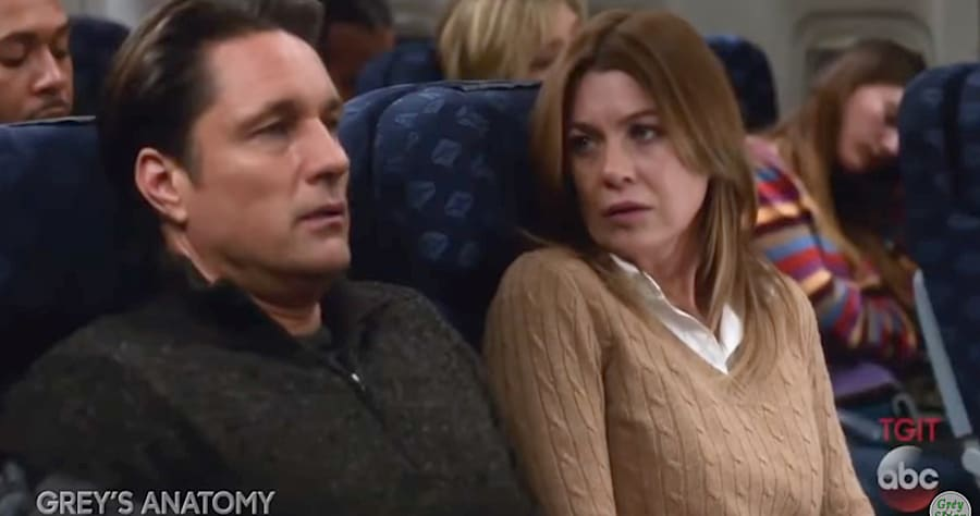 Grey anatomy plane crash episode