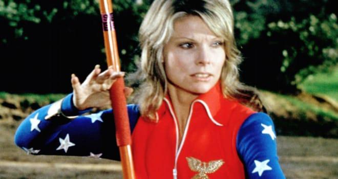 WONDER WOMAN, Cathy Lee Crosby, 1974