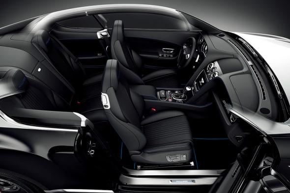 BENTLEY CONTINENTAL GT V8 S MOONCLOUD EDITION