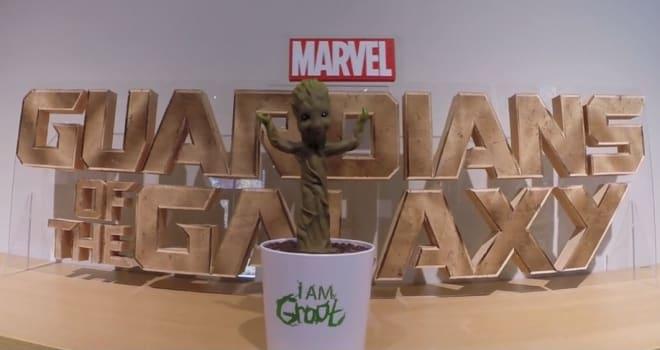 Groot, Baby Groot, Dancing Baby Groot, Dancing Baby Groot Toy, Baby Groot Toy