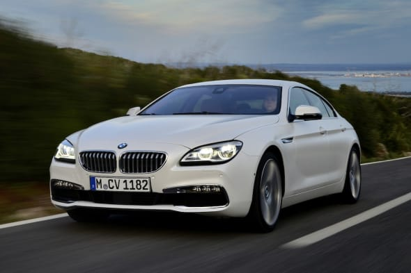 BMW 650i Gran Coup