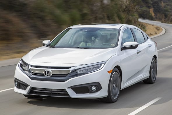North American Car of the Year Honda Civic