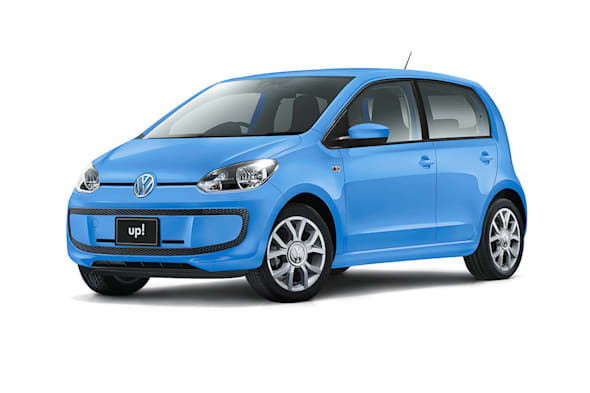 VolksWagen「move up! style edition 2」