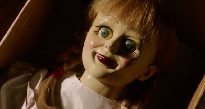 Annabelle 2 trailer shows Creation of the cursed Conjuring doll