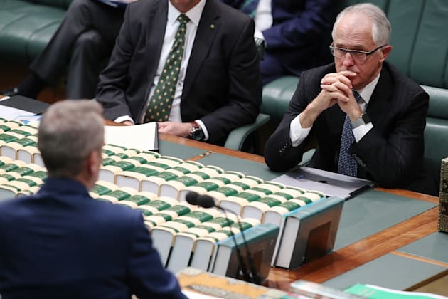 Prime Minister Malcolm Turnbull and Opposition Leader Bill Shorten made addresses on national security...