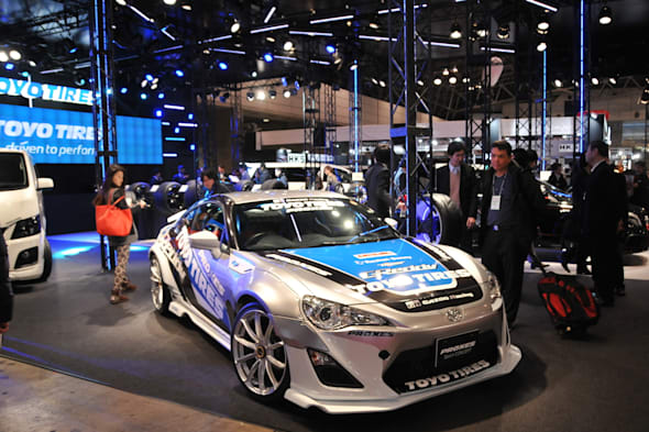 Tokyo Auto Salon 2015 TOYO TIRES
