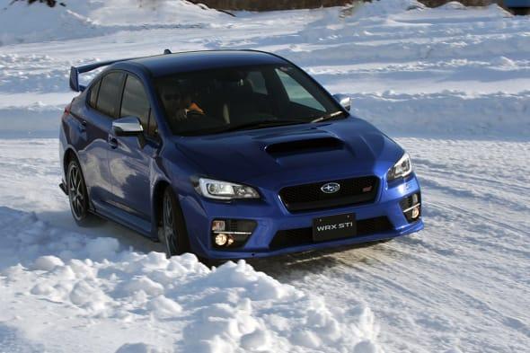 SUBARU SNOW