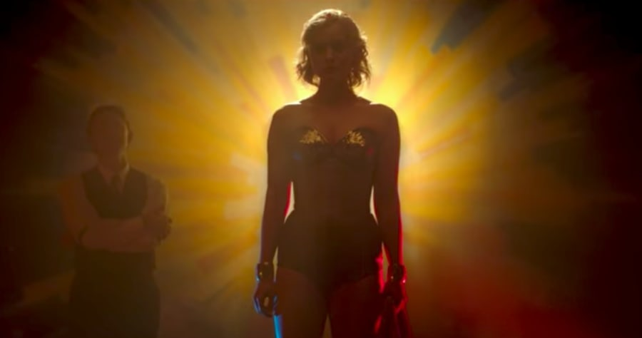 Trailer for Wonder Woman creator biopic highlights polyamory