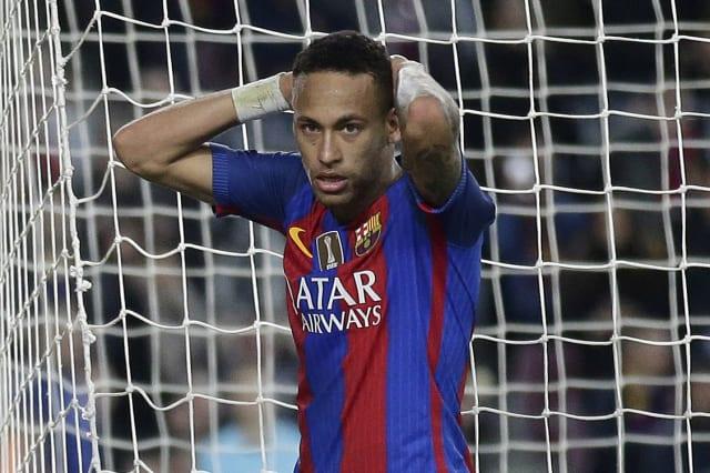 Soccer Neymar Barcelona Transfer