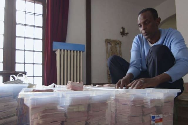 Man spends $1m on lottery tickets