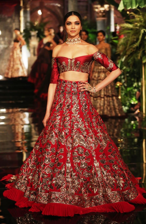 Manish Malhotra Designer Lehenga