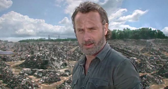 The Walking Dead Midseason Premiere: The Reason Behind Rick Grimes' Mysterious Smile