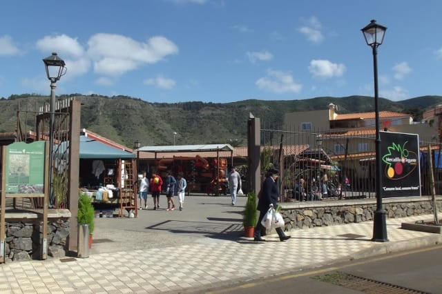 Tegueste Farmer's and Artisan's Market, Tenerife
