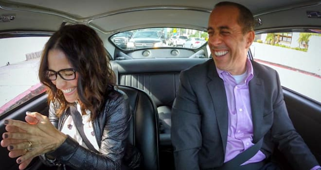 Seinfeld's 'Comedians in Cars Getting Coffee' Is Moving to Netflix