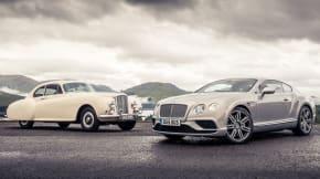 Bentley Continental GT Speed R-Type