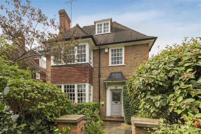 The Hampstead house