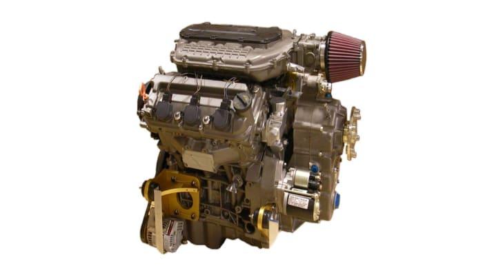 Titan Aircraft Honda V6 engine