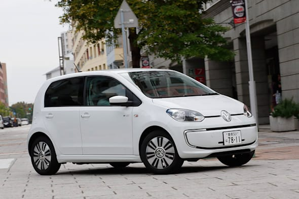 Volkswagen e-up! 2014