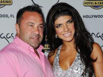 Teresa and Joe Giudice Seminole Hard Rock
