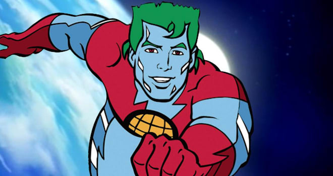 captain planet, planeteers, movie, leonardo dicaprio