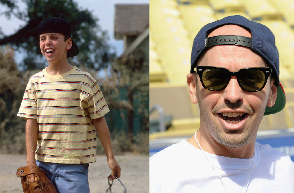 Remember the cast of 'The Sandlot'? See what Smalls, and