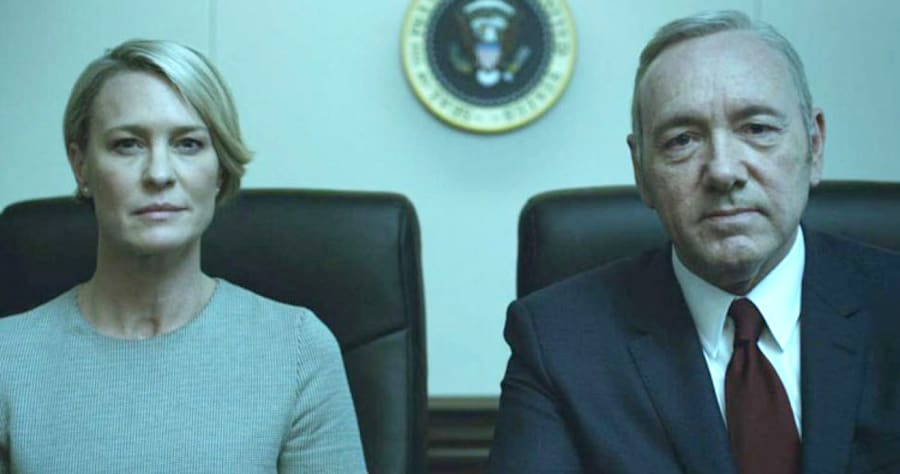 Netflix Releases New House of Cards Season 5 Photos