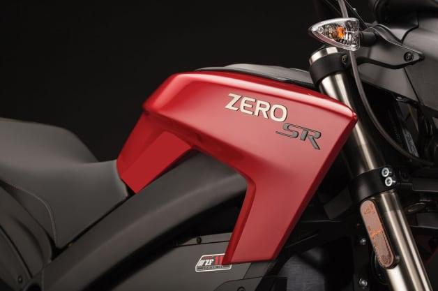 2014 Zero Motorcycle SR