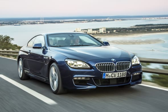 BMW 650i Coupe