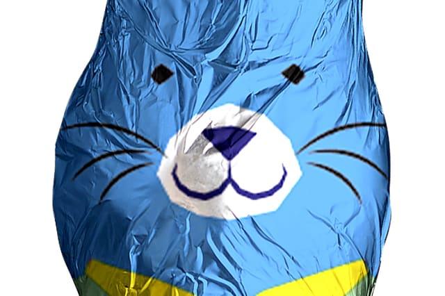 Chocolate bunny recalled
