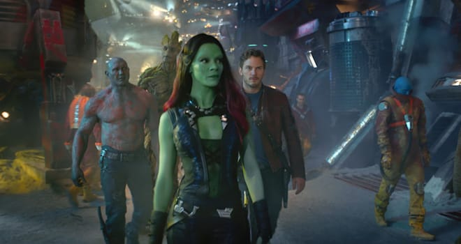 box office guardians of the galaxy
