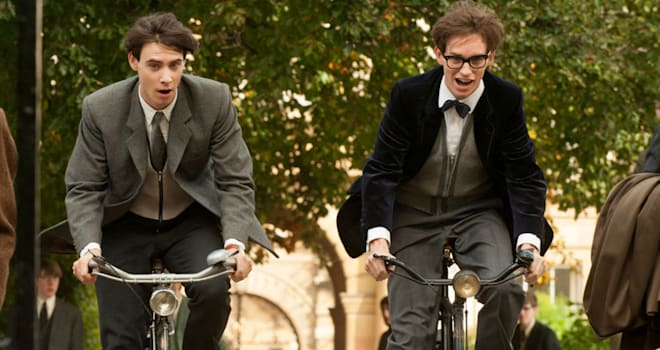 theory of everything trailer