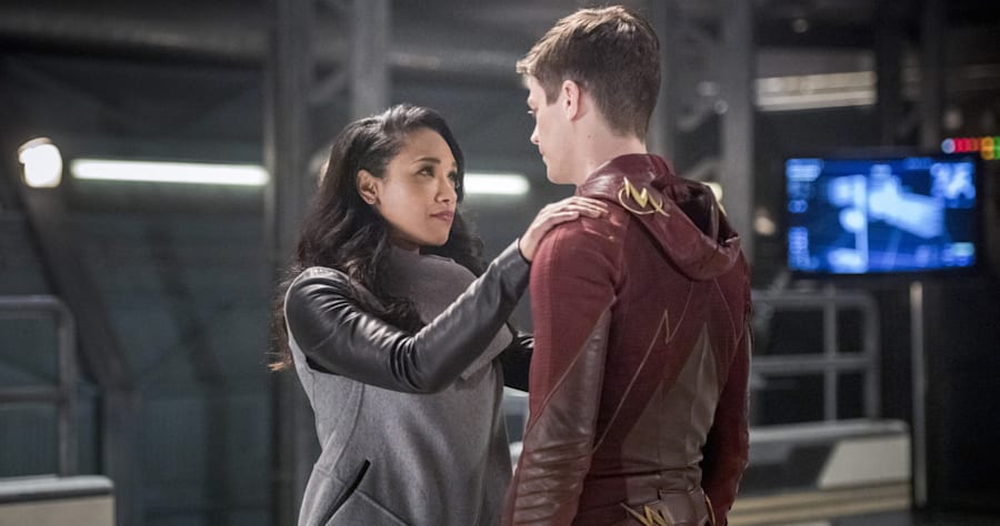 Candice Patton Dishes On Barry & Iris' Relationship For 'Flash' Season 4