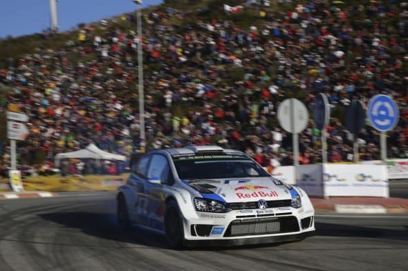 Volkswagen Polo R WRC (2014)WRC Rally Spain 2014
