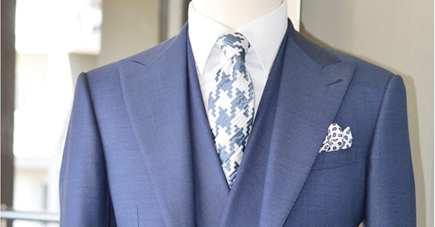 Linda Makhanya started LM Tailored Suit in 2012 to create luxury suiting for African