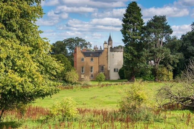Craigcrook Castle