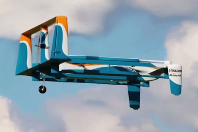 Could Amazon delivery by drone be closer than we think?