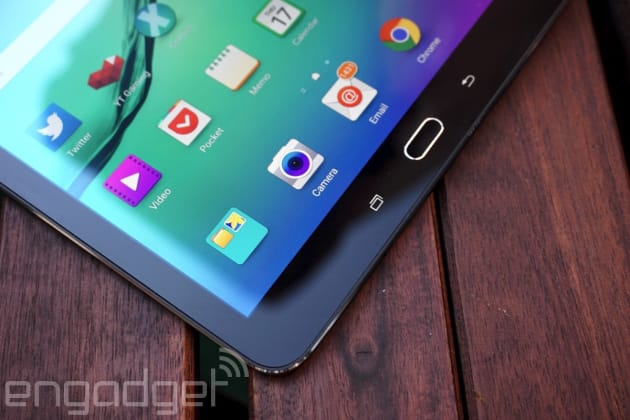 Samsung Galaxy Tab S2 review: Insanely thin, but not much of an upgrade
