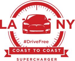 tesla la-ny coast to coast supercharger rally