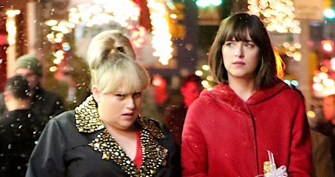 wilson singles & personals Rebel wilson, dakota johnson are 'single' together talking about dating, it stresses me out, johnson says.