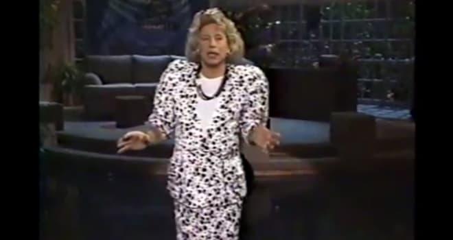 Mel Brooks, Joan Rivers, Mel Brooks drag, drag