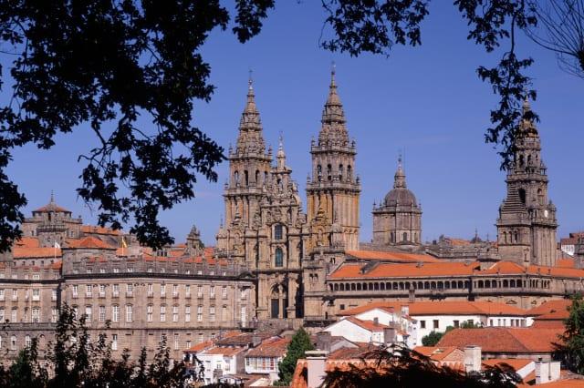Santiago de Compostela Cathedral and university