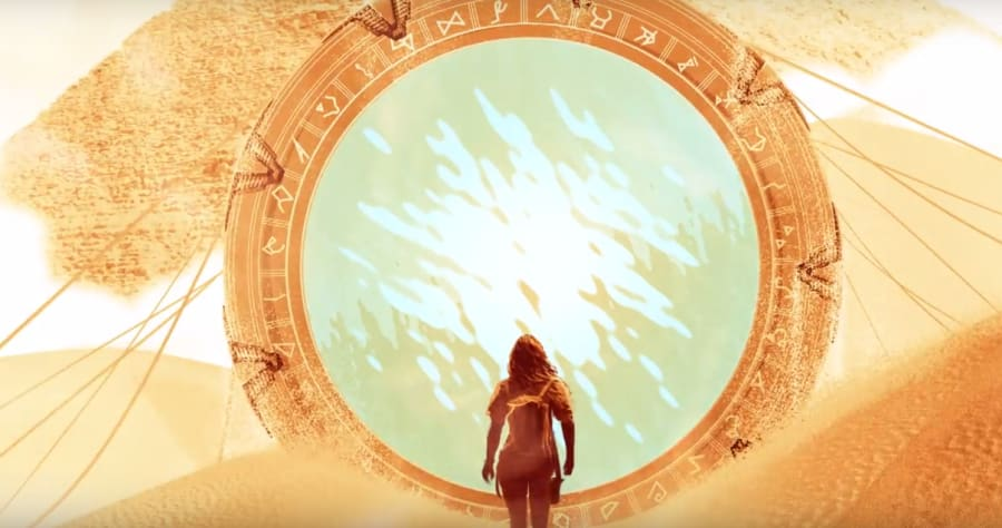 Step into adventure with the new 'Stargate Origins' series