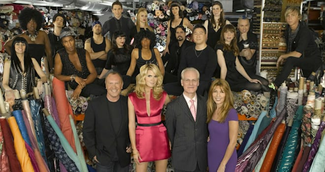 project runway season 5 cast