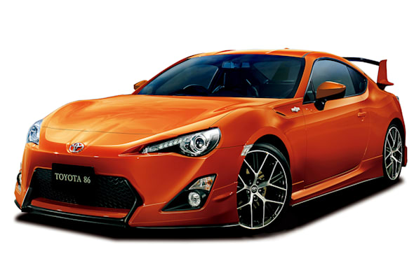 TOYOTA 86 GT Aero Package