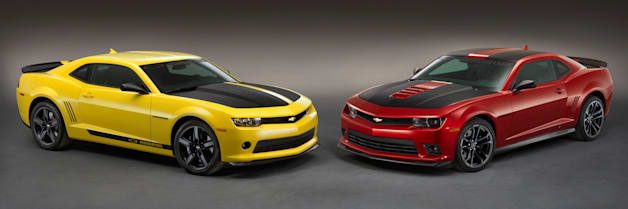 Chevy Performance V8 and V6 Concepts