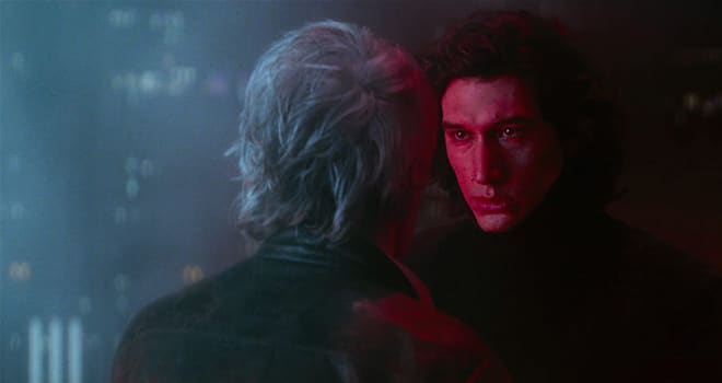 kylo ren, adam driver, the force awakens, star wars, episode viii