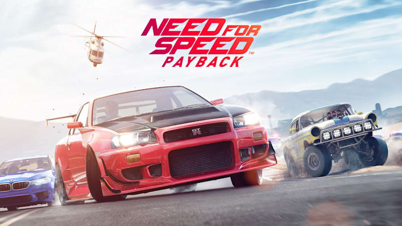 Need For Speed Payback title card